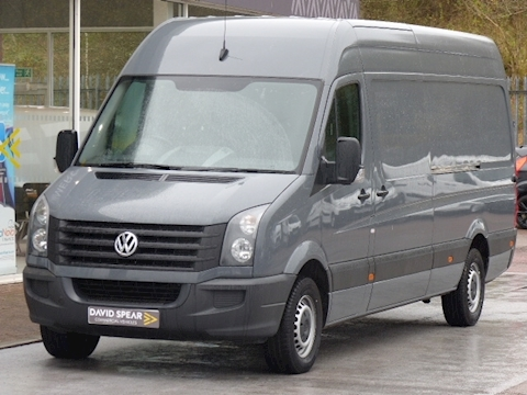 Volkswagen Crafter Tdi 110ps CR35 L4 Lwb Panel Van with Air Con