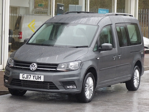 Volkswagen Caddy Maxi Tdi 102ps C20 Life