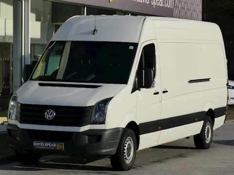 Volkswagen Crafter Tdi 140ps CR35 BMT Lwb Panel Van