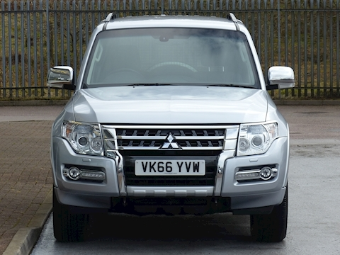 Shogun Di-D SG2 Warrior Commercial Van 3.2 Light 4X4 Utility Automatic Diesel