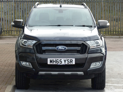 Ranger Tdci 200ps Wildtrak 4X4 Double Cab Pick Up 3.2 5dr Pickup Automatic Diesel