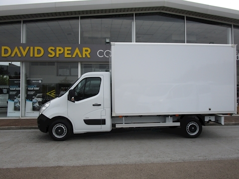 Movano Cdti 140ps F3500 L3H1 Lwb Box Van 2.3 2dr Box Van Manual Diesel