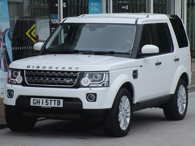 Discovery 255ps Sdv6 XS Commercial with Sat Nav & Leather 3.0 5dr MPV Automatic Diesel