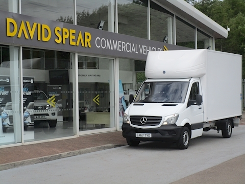 Sprinter Cdi 140ps 314 Luton With Tail Lift 2.1 2dr Luton Van Manual Diesel