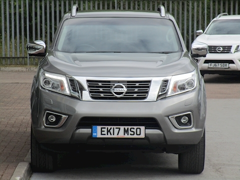 Navara Dci 190ps Tekna Auto 4x4 Double Cab Pick Up 2.3 5dr Pickup Automatic Diesel