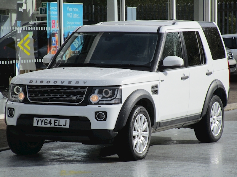 Discovery SDV6 255ps Commercial Xs Automatic With Sat Nav & Leather Seats 3.0 5dr Light 4X4 Utility Automatic Diesel