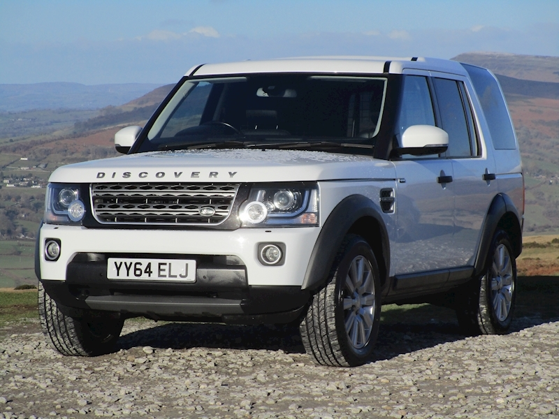 2a34ac80f9bc3f Land Rover Discovery 4 SDV6 255ps Automatic 5 Seater with Sat Nav (Rear  Seat Conversion