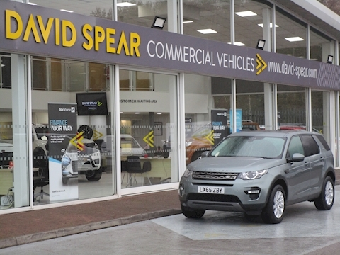 Discovery Sport Td4 SE Tech with Heated Leather Seats Sat Nav & Pan Roof 2.0 5dr MPV Automatic Diesel