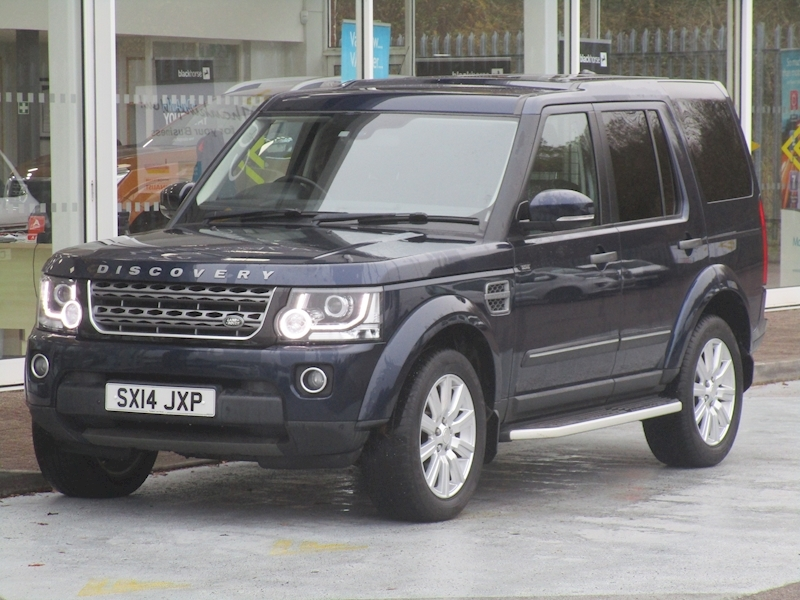 Discovery 255ps Sdv6 Commercial Xs with Sat Nav & Rev Cam 3.0 5dr Light 4X4 Utility Automatic Diesel