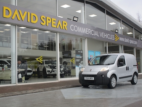 Fiorino 75ps 16V Multijet Sx With Air Con & Rear Parking Sensors 1.3 5dr Car Derived Van Manual Diesel