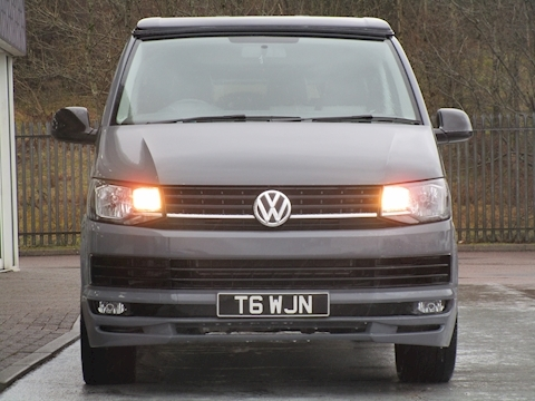 Transporter Tdi 150ps T30 2.0 5dr Specialist Vehicle Manual Diesel