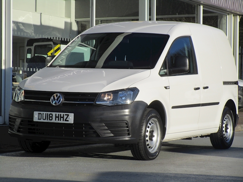 Caddy Tdi 102ps C20 Startline With Hands Free Phone Kit and Interior Shelving & Racking 2.0 5dr Panel Van Manual Diesel