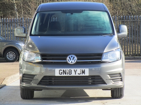 Caddy Tdi 102ps C20 Trendline With Air Con & Cruise Control 2.0 5dr Panel Van Manual Diesel