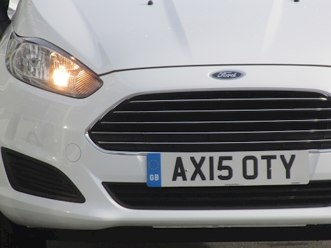 Fiesta Tdci 75ps Base Swb with R/Parking Sensors 1.5 3dr Car Derived Van Manual Diesel