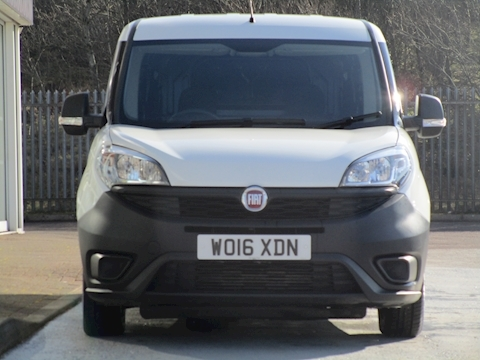 Doblo Cargo 90ps 16V Multijet L1 Swb 1.2 5dr Panel Van Manual Diesel