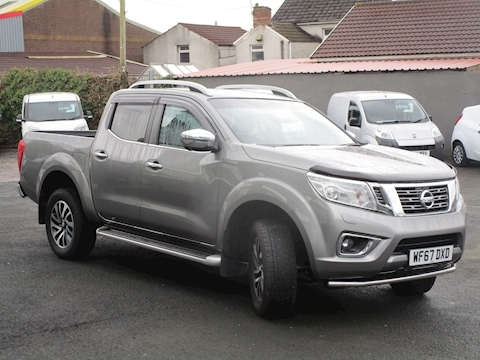 Navara Dci 190ps Tekna 4X4 Double Cab Pick Up 2.3 5dr Pickup Manual Diesel