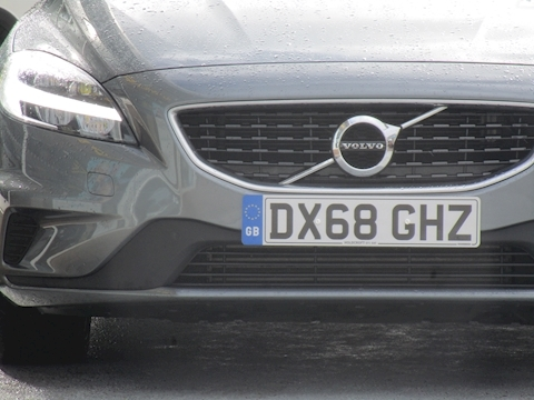 V40 T3 R-Design Pro Auto with Full Leather Interior, Sat Nav & Rev Cam 1.5 5dr Hatchback Automatic Petrol