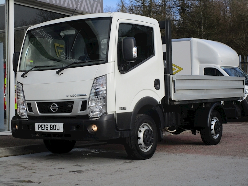 Nt400 Cabstar Dci 121ps 34.12 Single Cab Dropside with Only 9K 2.5 2dr Pickup Manual Diesel
