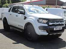 Ford Ranger Tdci 200ps Wildtrak Raptor 4X4 Double Cab Pick Up with Sat Nav & Rev Cam           **Euro 6** 3.2 5dr Pickup Automatic Diesel