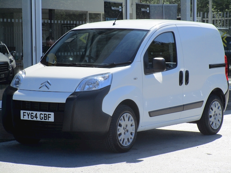 Nemo Hdi 75ps 660 Enterprise With Air Con &  Only 16k 1.2 5dr Panel Van Manual Diesel