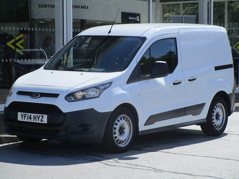 Transit Connect Tdci 75ps 200 L1 Swb With Air Con 1.6 5dr Panel Van Manual Diesel