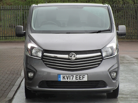 Vivaro Cdti 120ps 2700 Sportive L1 Swb With Air Con & Only 12k 1.6 5dr Panel Van Manual Diesel