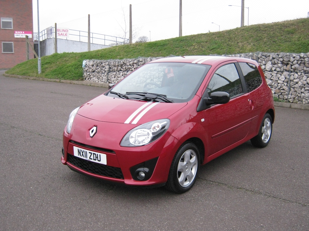 Renault Twingo Dynamique 1.1 3dr Hatchback Manual Petrol