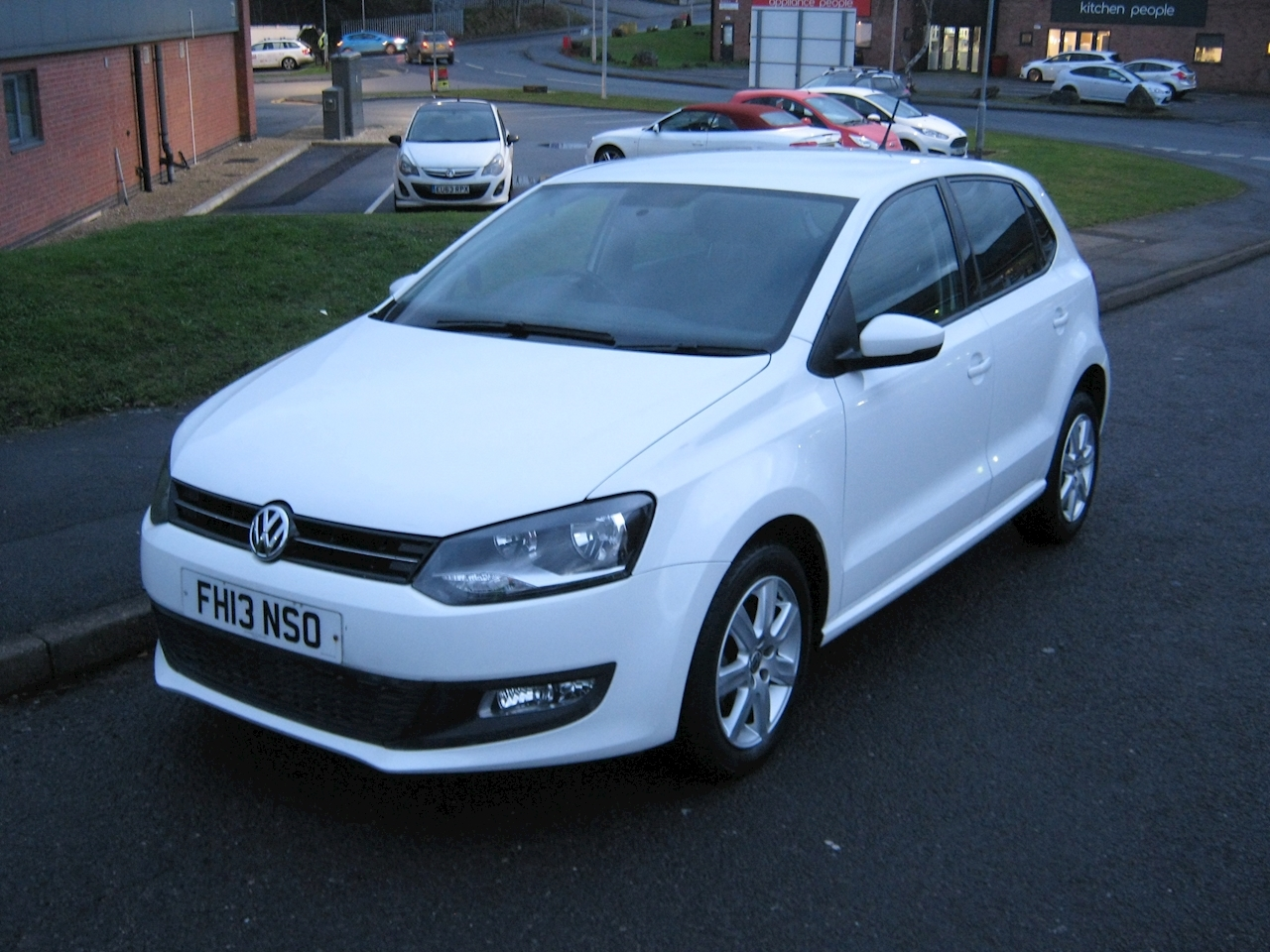 Volkswagen Polo Match Edition 1.2 5dr Hatchback Manual Petrol