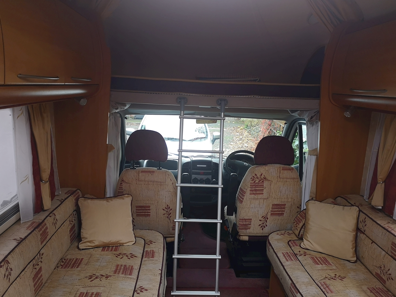 Swift kon tiki 655 Ducato 2.8 2.8 2dr Chassis Cab Manual Diesel