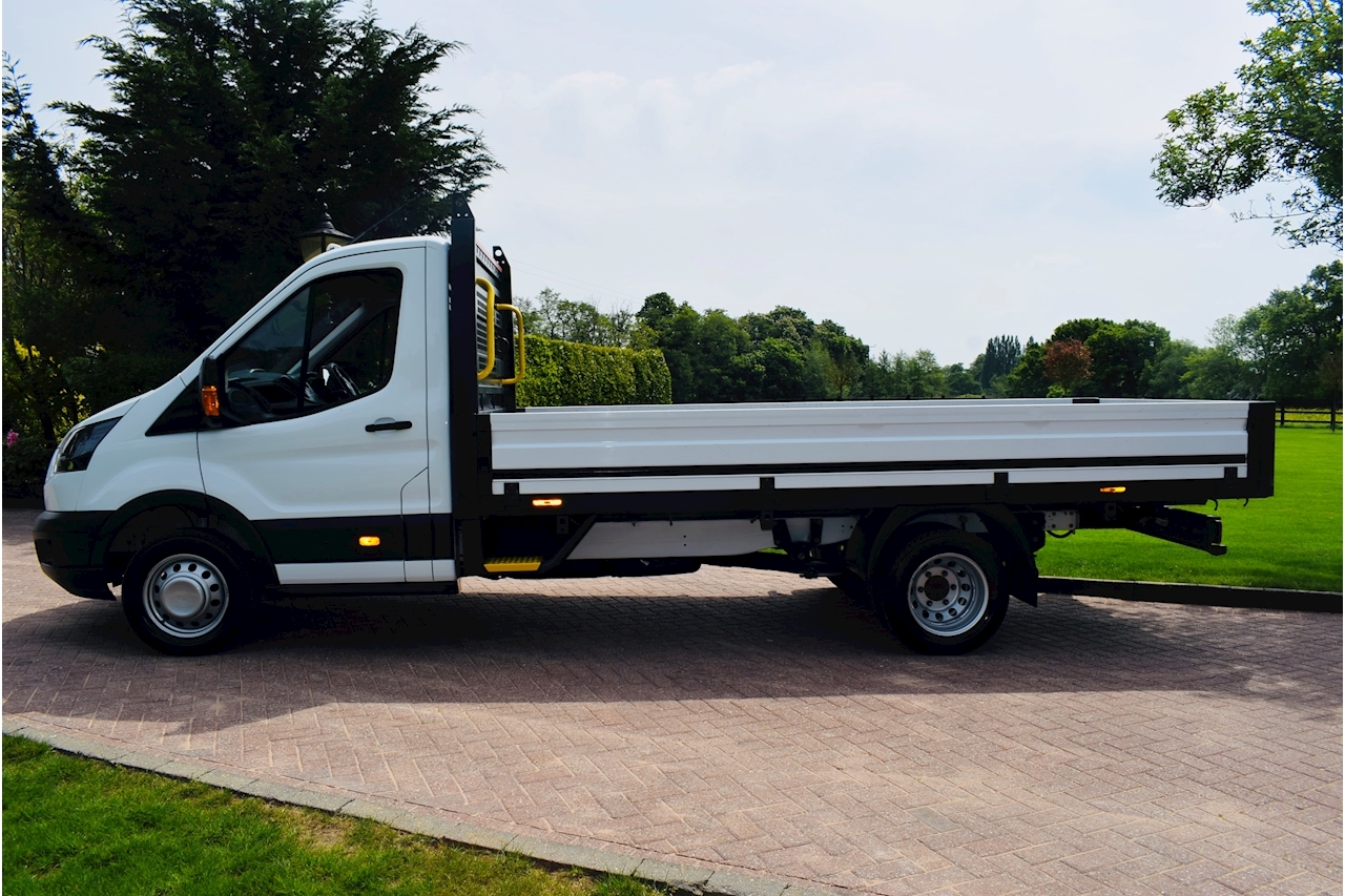 Ford Transit 350 L5 (DRW) Dropside Lorry 2.0 Manual Diesel