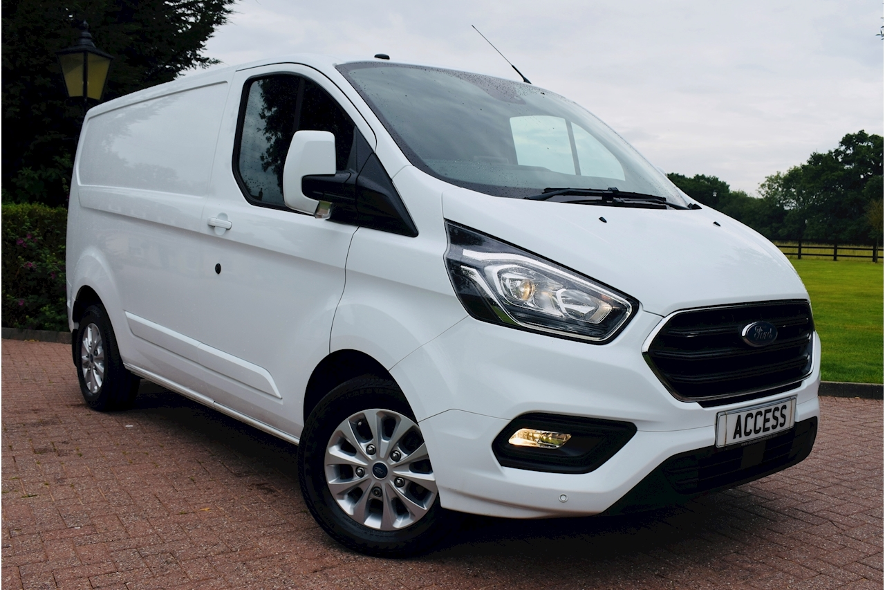 Ford Transit Custom 300 Limited  L1 H1  2.0 Air Con