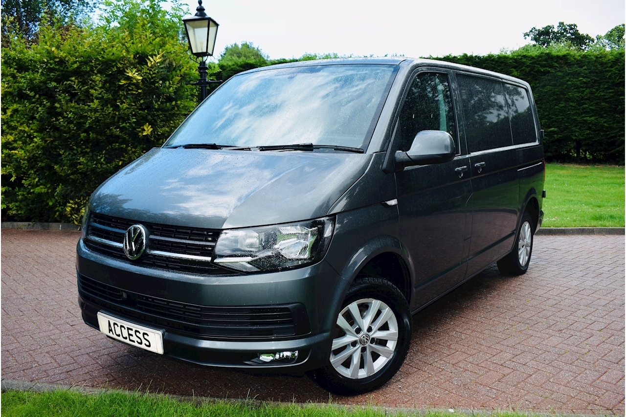 Volkswagen Transporter T28 Tdi P/V Highline Bmt 2.0 Panel van  Manual Diesel