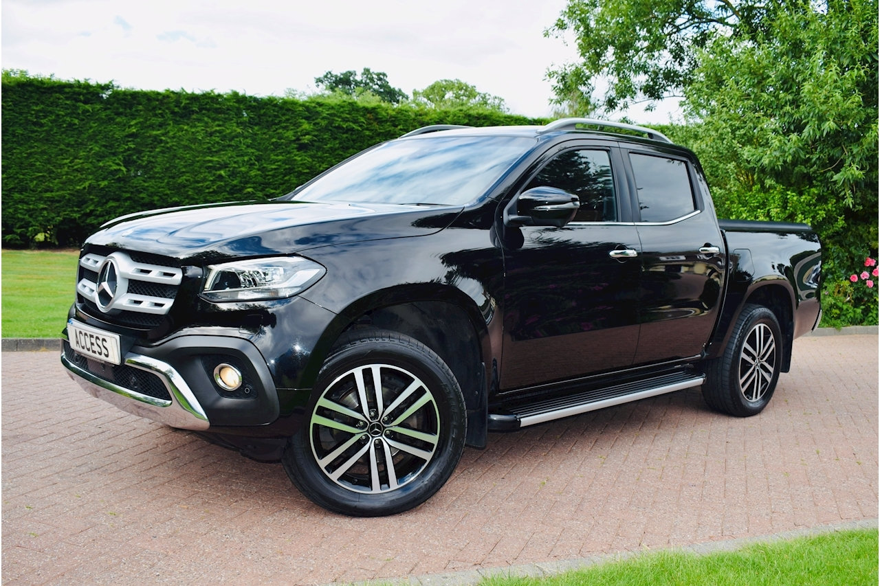 Mercedes-Benz X-Class X250 D 4Matic Power 2.3 4dr 4x4 Automatic