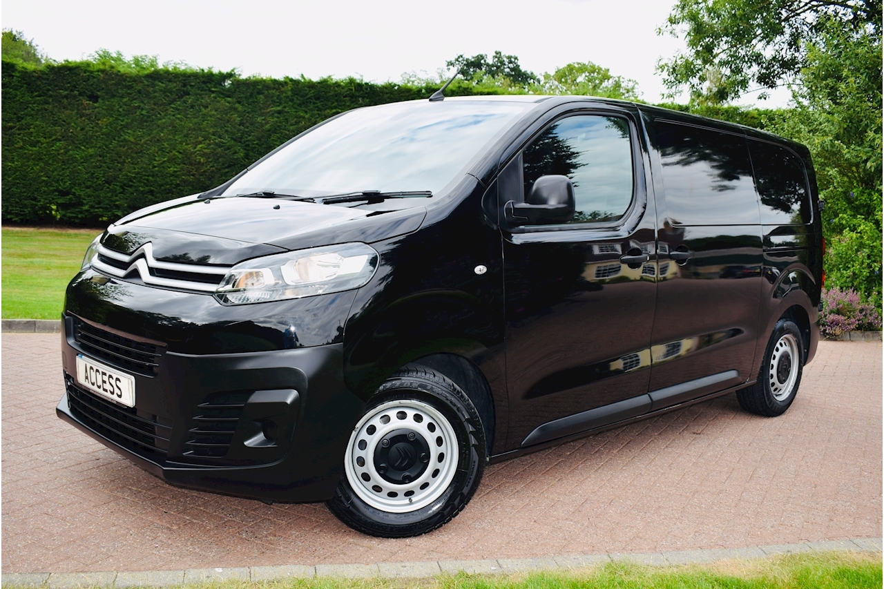 Citroen Dispatch Enterprise M Panel Van 1.6 Manual Diesel air con twin side doors