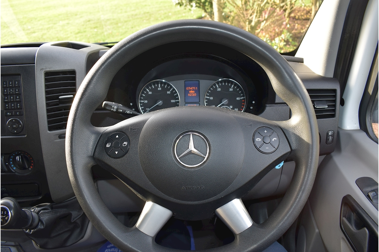 Mercedes-Benz Sprinter 314Cdi 2.1 Panel Van Manual Diesel