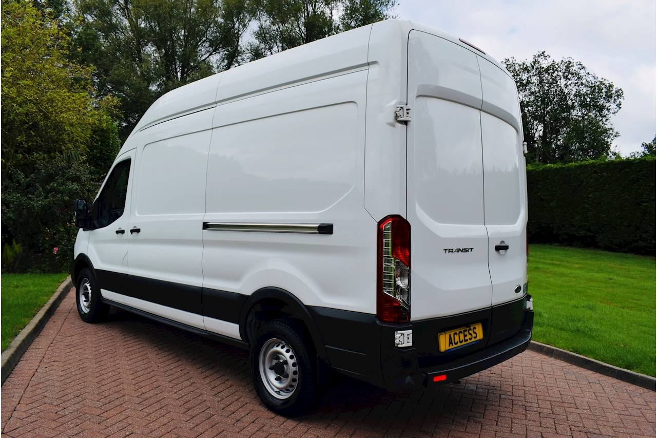 Ford Transit 2.0 350 EcoBlue Panel Van 5dr Diesel Manual RWD L3 H3 EU6 (130 ps) Panel Van 2.0 Manual Diesel