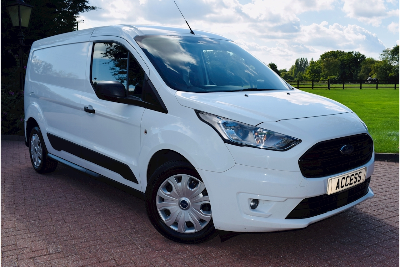 Ford Transit Connect Trend Panel Van 1.5 Manual Diesel trend model heated front screen