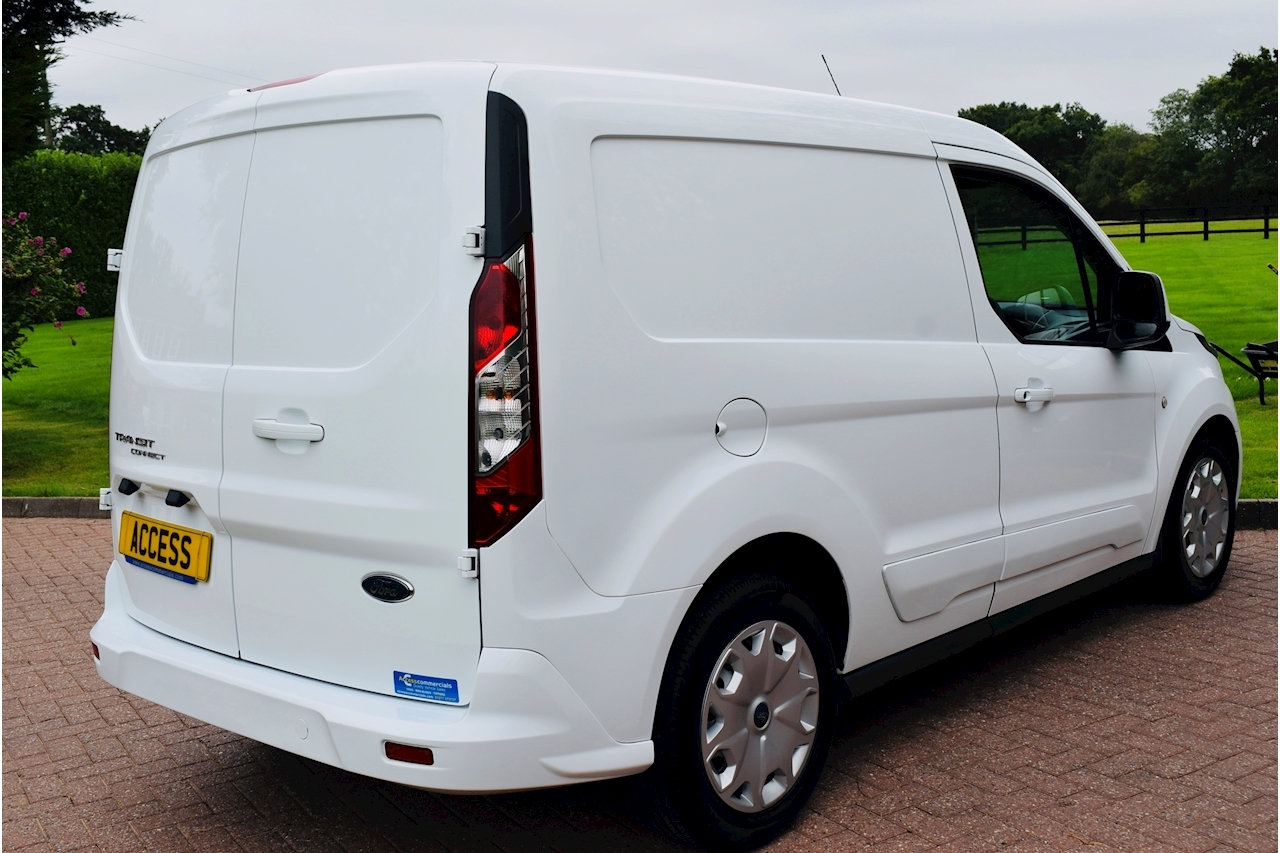 Ford Transit Connect 1.5 TDCi 200 Panel Van 5dr Diesel Manual L1 (124 g/km, 99 bhp) Panel Van 1.5 Manual Diesel