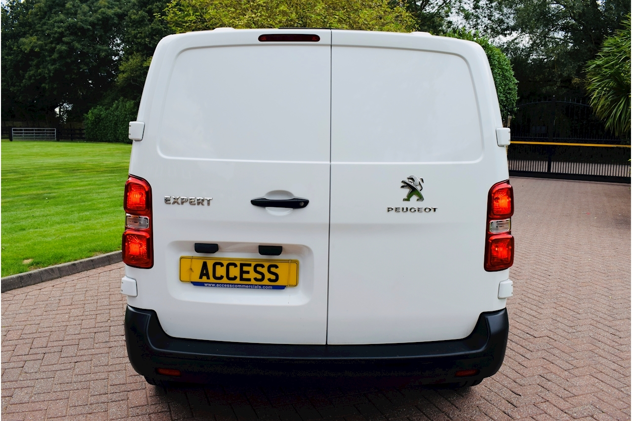 Peugeot Expert S 1.6 6dr Panel Van Manual Diesel