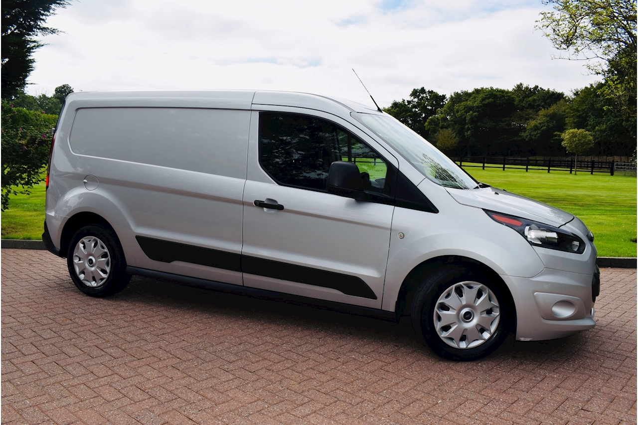 Ford Transit Connect Panel Van 1.5 Manual Diesel trend air con LWB