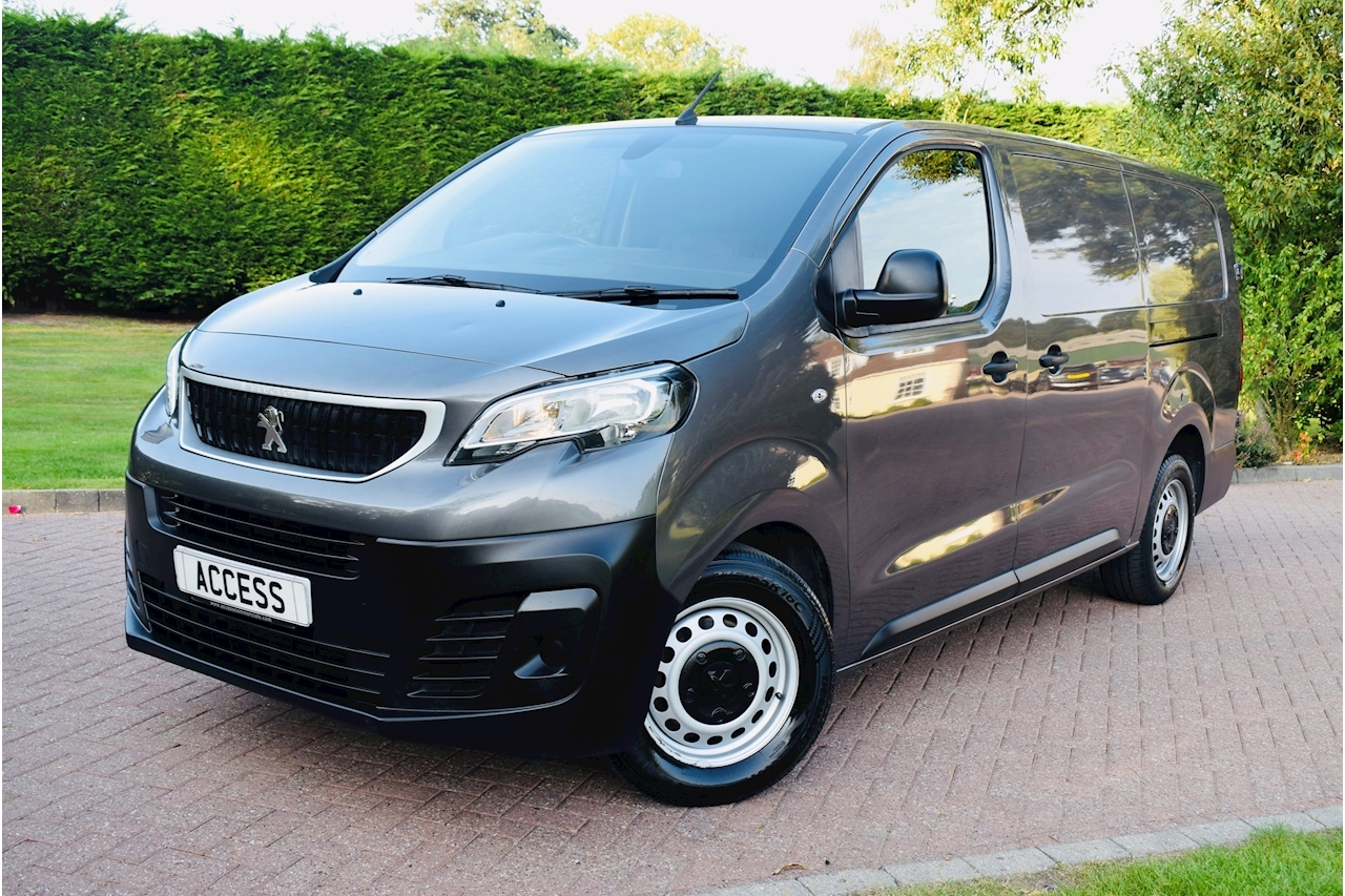 Peugeot Expert Blue Hdi Professional Long Panel Van 2.0 Manual Diesel air con LWB