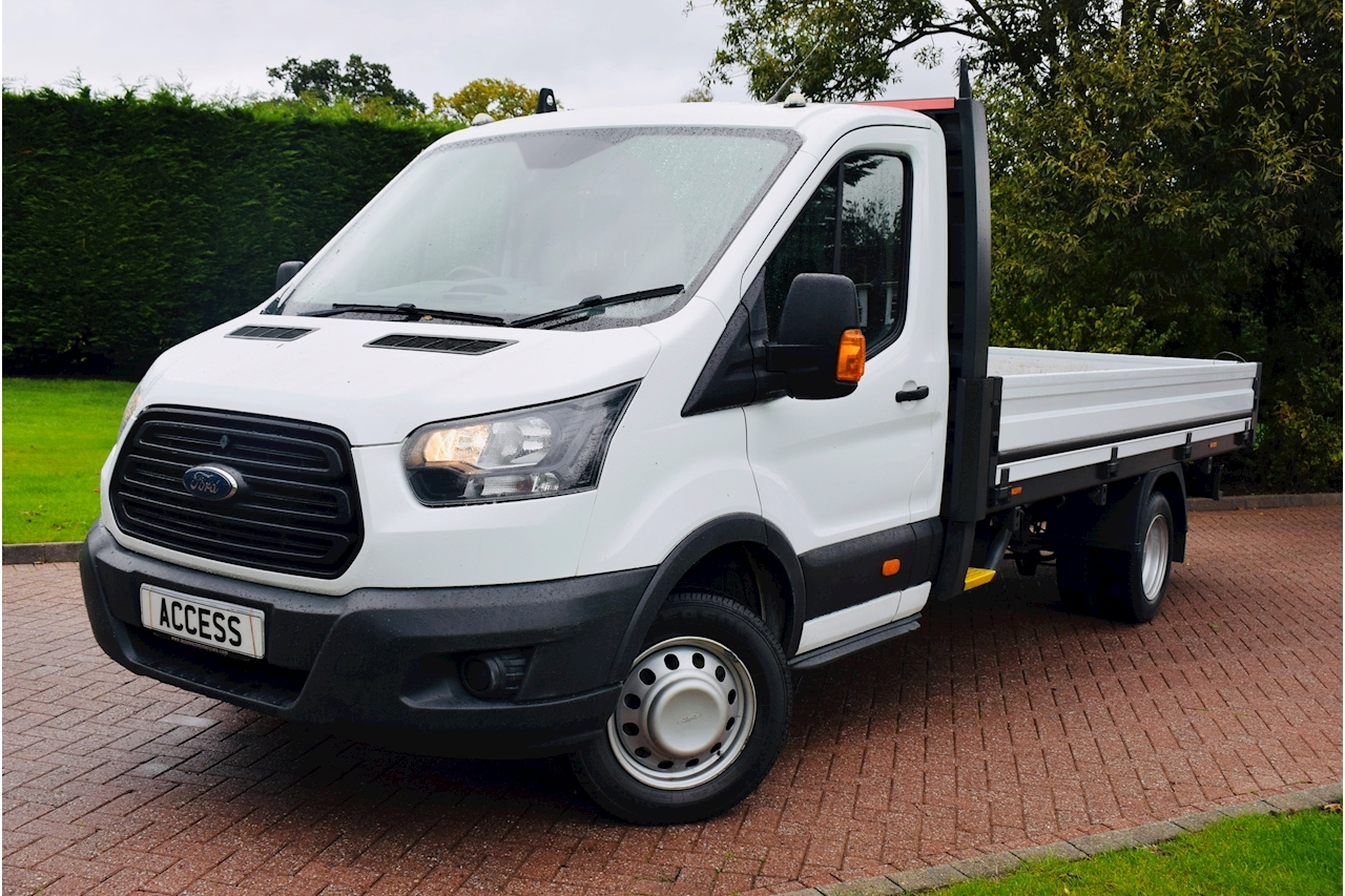 Ford Transit 350 L4 C/C 2.0 2dr Dropside Manual Diesel