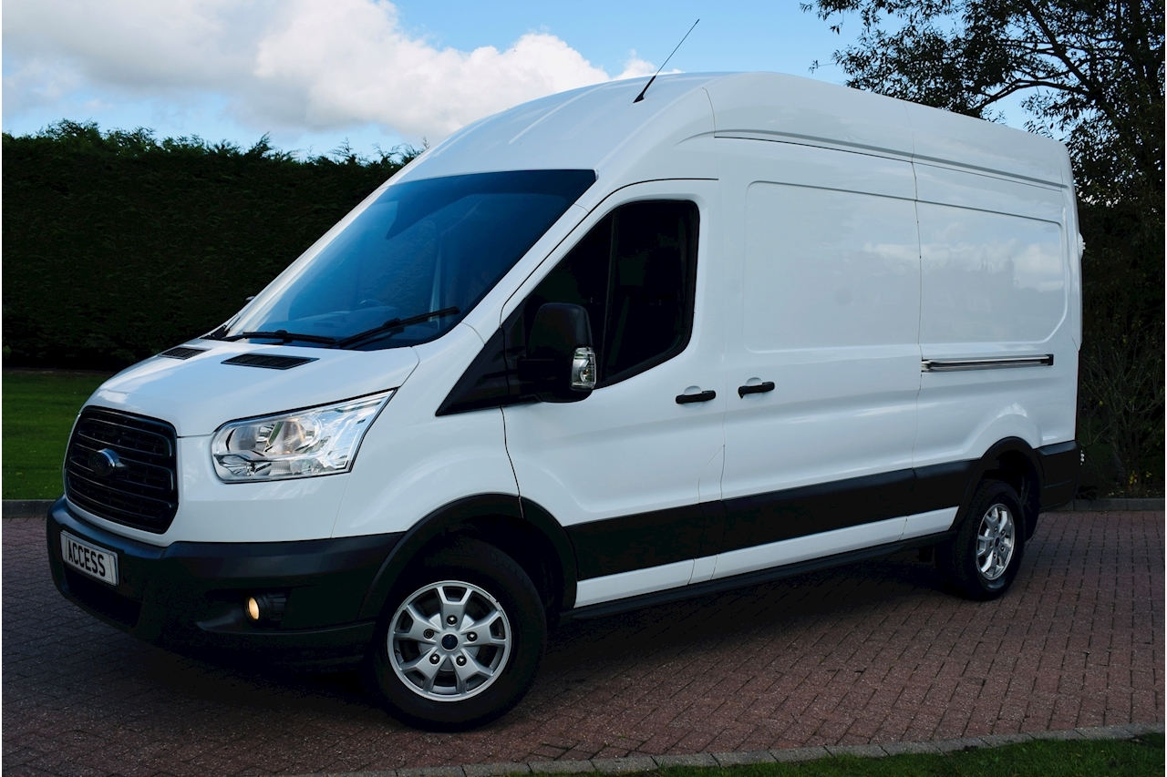 Ford Transit 350 L3 H3 P/V  Panel Van 2.0 Manual Diesel Air con cruise control