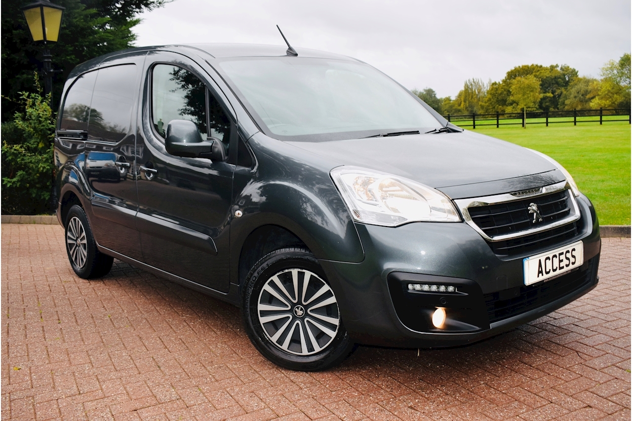 Peugeot Partner Blue Hdi Professional L1 Panel Van 1.6 Manual Diesel air con