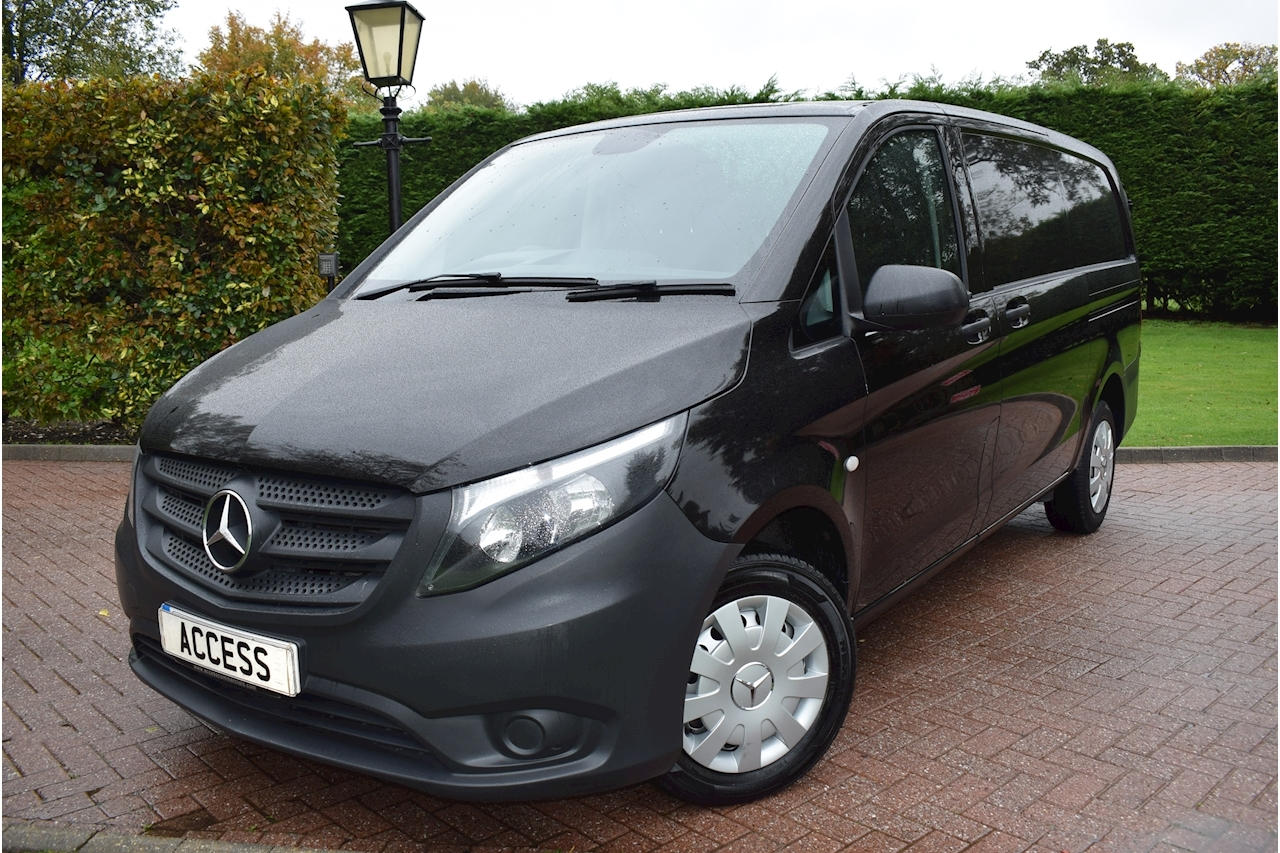 Mercedes-Benz Vito 111 Cdi Panel Van 1.6 Manual Diesel