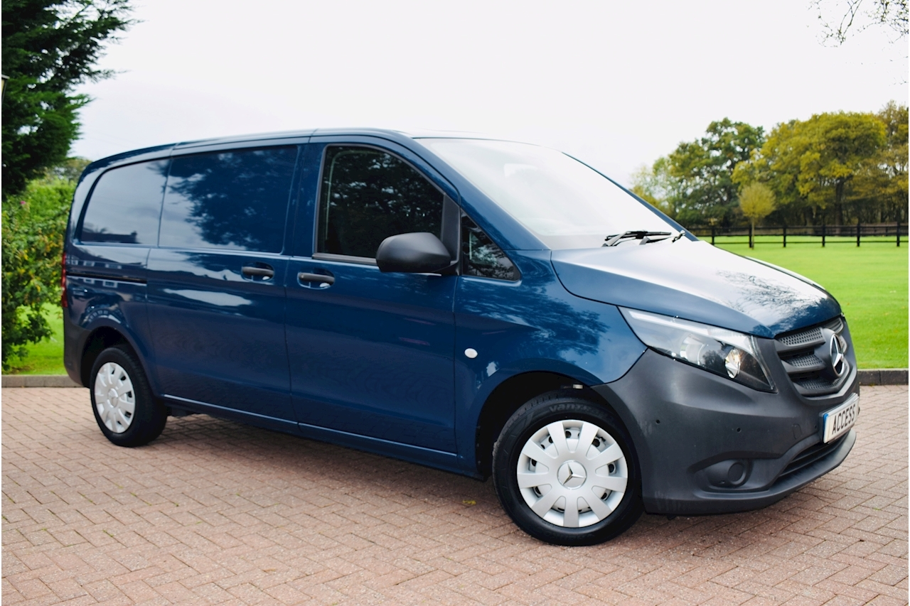 Mercedes-Benz Vito 111 Cdi Panel Van 1.6 Manual Diesel air con