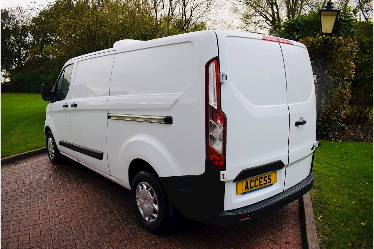 Ford Transit Custom 290 Trend Lr P/V Panel Van 2.0 Manual Diesel FRIDGE VAN LWB