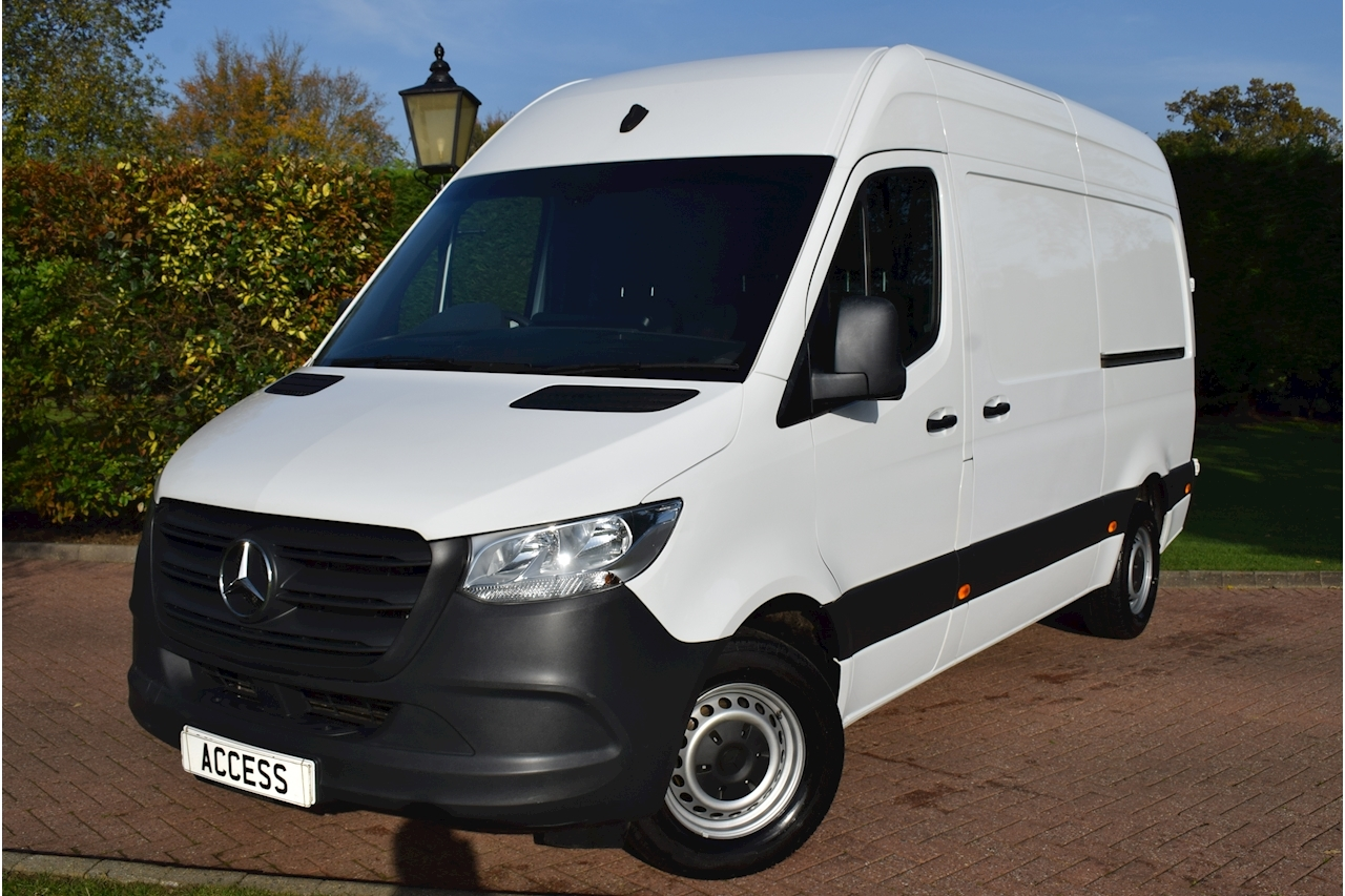 Mercedes-Benz Sprinter 314 Cdi Panel Van 2.1 Manual Diesel