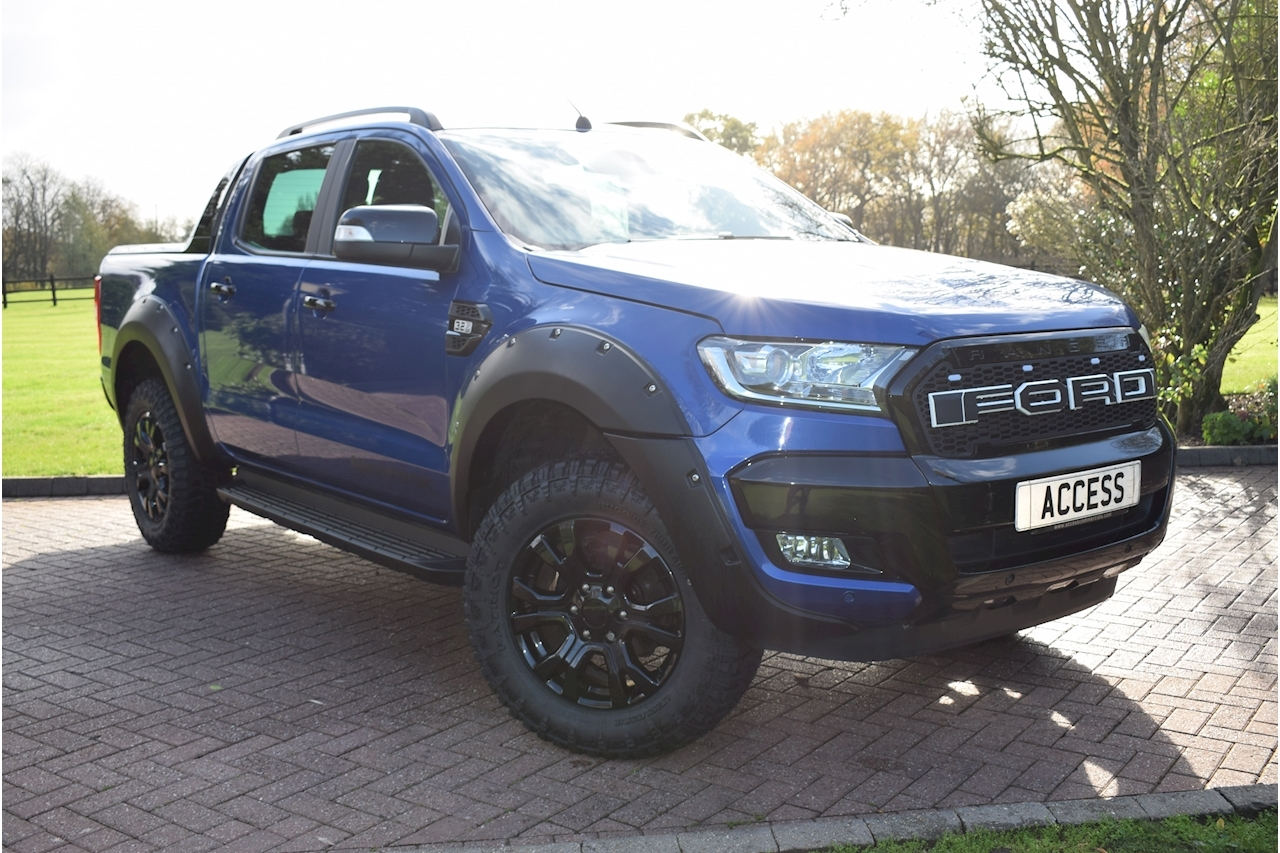 Ford Ranger Wildtrak 4X4 X Pack 3.2 4x4 Auto