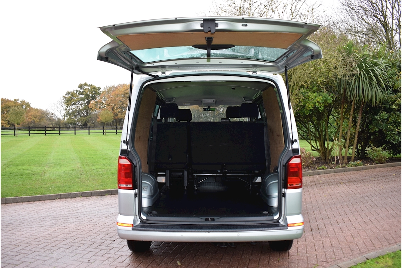 Volkswagen Transporter T30 Tdi Kombi Highline Bmt Van With Side Windows 2.0 Semi Auto Diesel